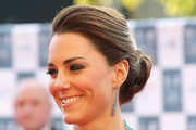 Kate Middleton Loose Bun
