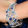 Kate Upton Jewelry - Gemstone Bracelet