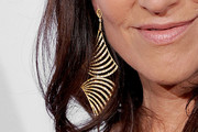 Katey Sagal Geommetric Earrings