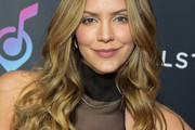 Katharine McPhee Long Hairstyles