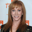 Kathy Griffin Hair - Long Straight Cut with Bangs