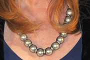 Kathy Hilton Cultured Pearls