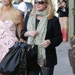 Kathy Hilton Accessories - Patterned Scarf