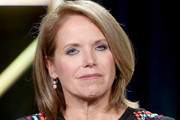 Katie Couric Short Hairstyles