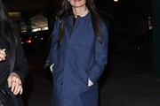 Katie Holmes Zip-up Jacket