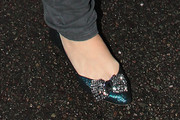 Katy Perry Embellished Flats