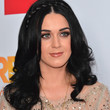 Katy Perry Long Braided Hairstyle
