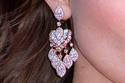 Keira Knightley Chandelier Earrings