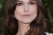 Keira Knightley Medium Wavy Cut