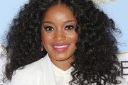 Keke Palmer Long Curls