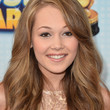 Kelli Berglund Long Wavy Cut