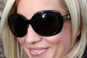 Kellie Pickler Oversized Sunglasses