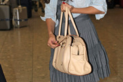 Kelly Brook Leather Shoulder Bag