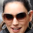 Kelly Brook Square Sunglasses