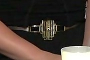 Kelly Clarkson Metallic Belt