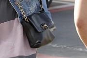 Kelly Osbourne Chain Strap Bag
