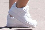 Kendra Wilkinson Basketball Sneakers