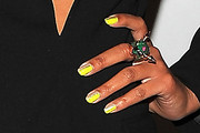Keri Hilson Bright Nail Polish