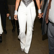 Keri Hilson Clothes - High-Waisted Pants