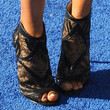 Kerry Washington Shoes - Cutout Boots