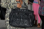 Kerry Washington Leather Tote