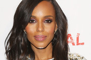 Kerry Washington Shoulder Length Hairstyles