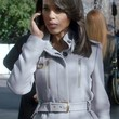 Kerry Washington Clothes - Wool Coat