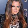 Khloe Kardashian Hair - Long Straight Cut