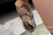 Kim Kardashian Beaded Clutch
