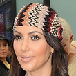 Kim Kardashian Accessories - Head Scarf