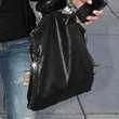 Kim Kardashian Handbags - Leather Hobo Bag