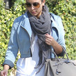 Kim Kardashian Accessories - Solid Scarf