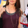 Kimberly Williams-Paisley Multi Beaded Necklace