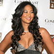 Kimora Lee Simmons Hair - Long Curls