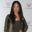 Kimora Lee Simmons Hair - Long Straight Cut