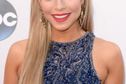 Kira Kazantsev Long Hairstyles