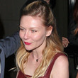 Kirsten Dunst Hair - Half Up Half Down
