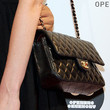 Kirsten Dunst Handbags - Quilted Leather Bag