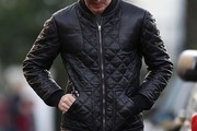 David Beckham Bomber Jacket