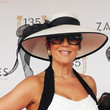 Kris Jenner Decorative Hat