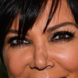 Kris Jenner Smoky Eyes