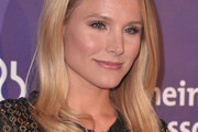 Kristen Bell Dons Long Straight Cut at A Night at Sardi's Benefit