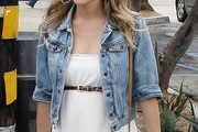 Kristin Cavallari Denim Jacket
