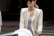 Kristin Cavallari Fitted Jacket