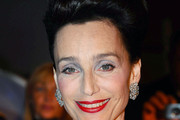 Kristin Scott Thomas Loose Bun