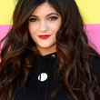 Kylie Jenner Long Wavy Cut