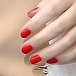 Kylie Minogue Beauty - Red Nail Polish