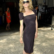 Kyra Sedgwick Clothes - Cocktail Dress