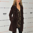 Kyra Sedgwick Clothes - Evening Coat