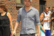 Channing Tatum Button Down Shirt